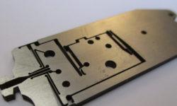 Drahterosion Micromechanik Produkt