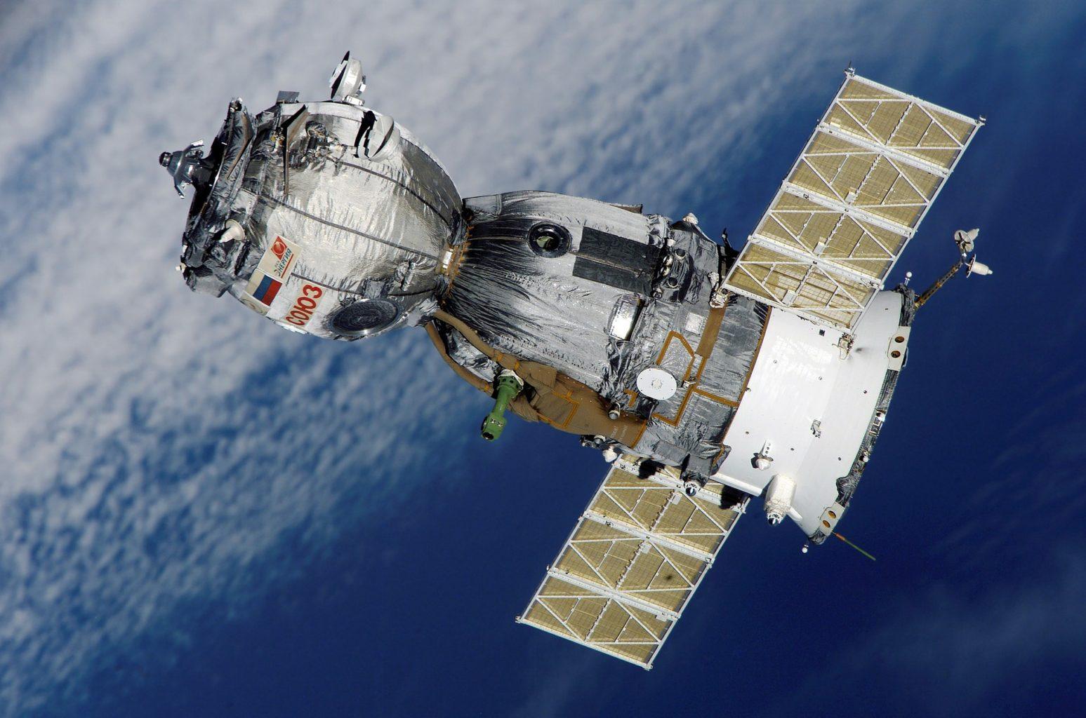 Erodieren für die Raumfahrt
